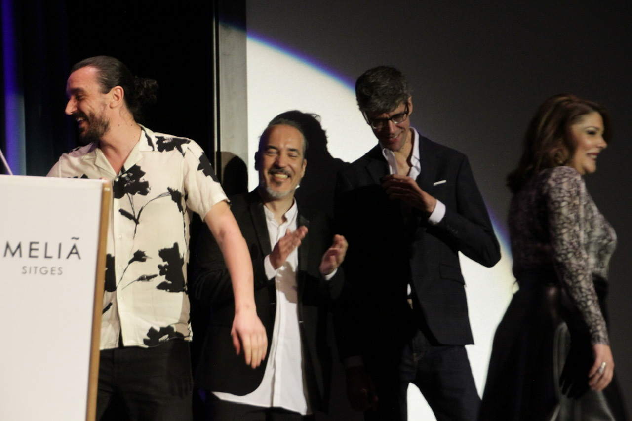 Presentación de Amigo en Sitges film festival 2019