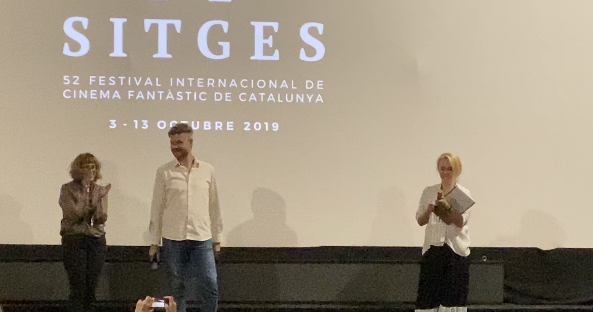Presentación de Guns Akimbo en Sitges Film Festival 2019