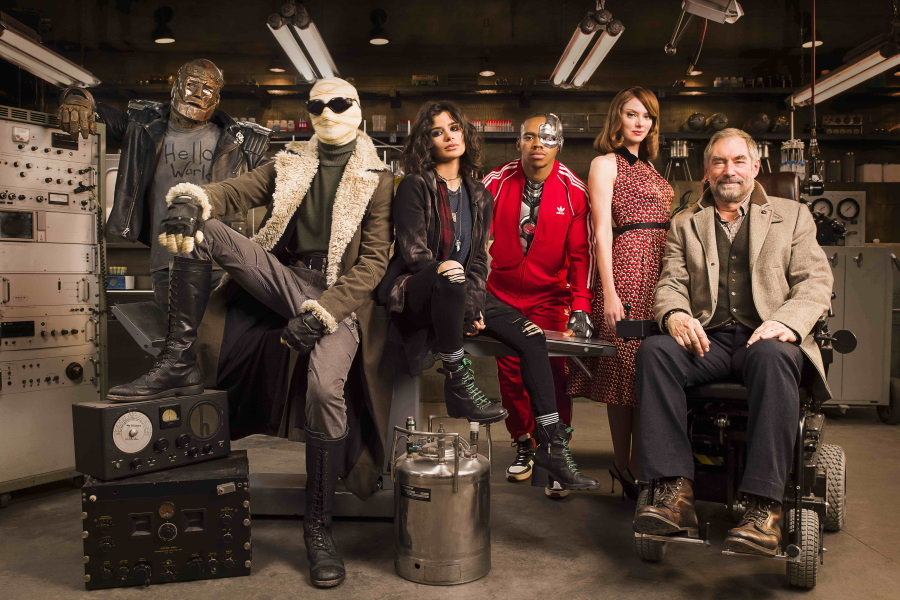 Doom Patrol, Season 2