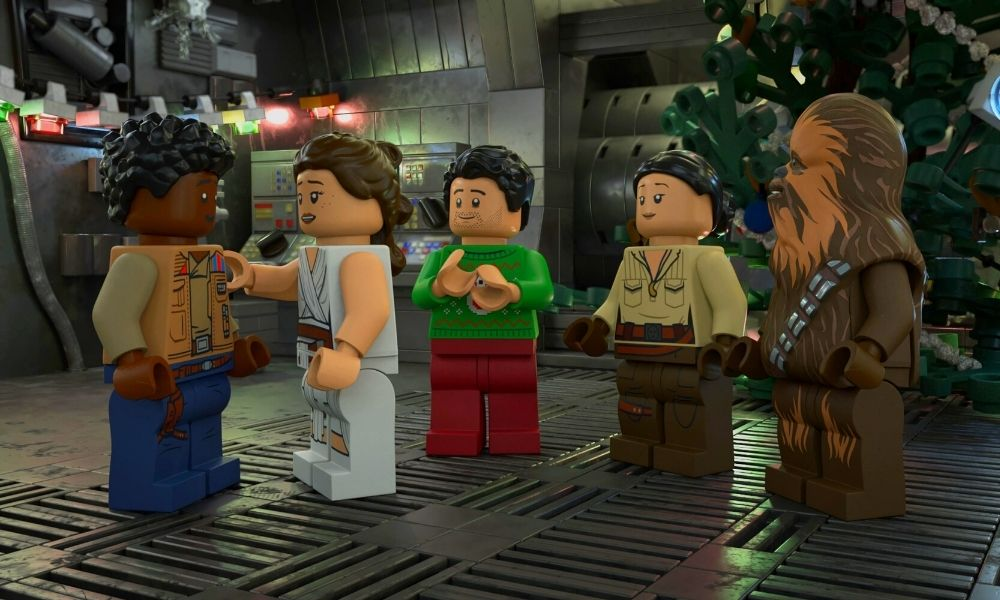 Lego Star Wars Holidays Special