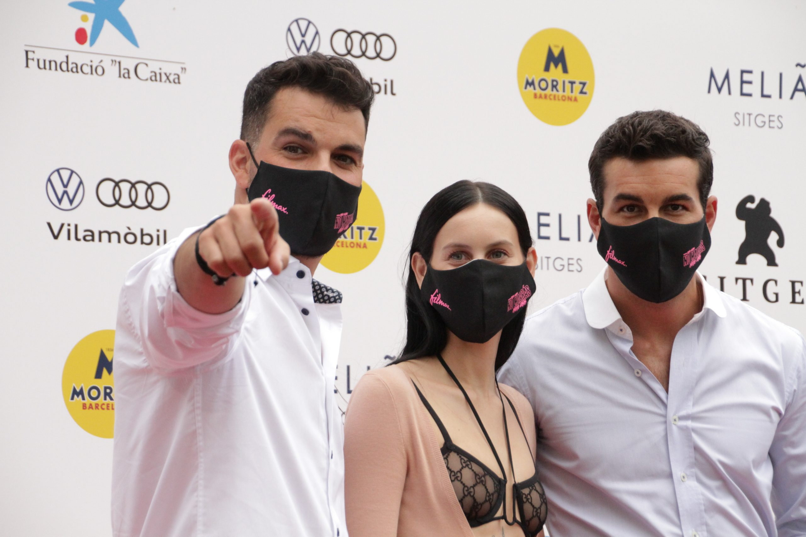 Rueda de prenda de No Matarás en el 53 Sitges Film Festival 2020