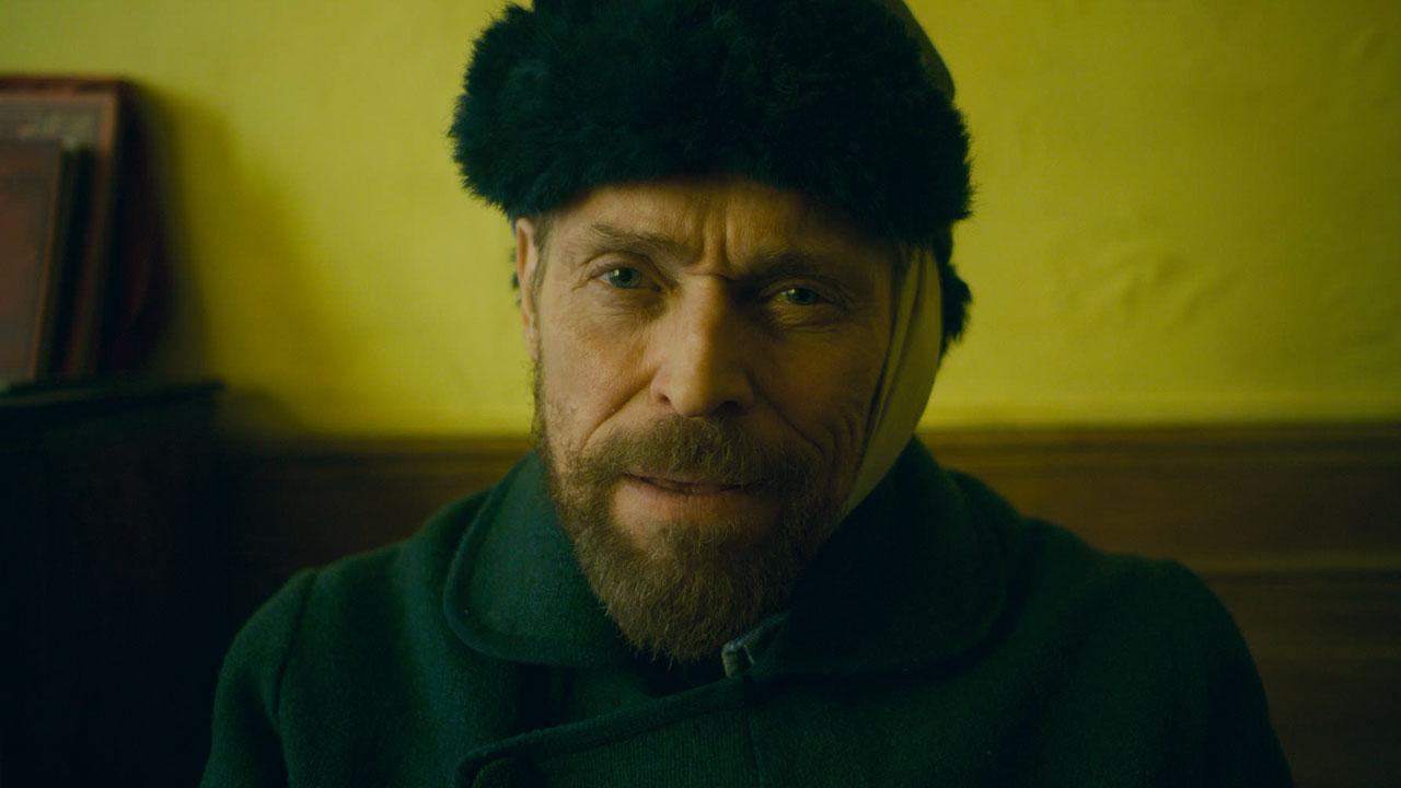William Dafoe será Vincent Van Gogh en At Eternity´s Gate