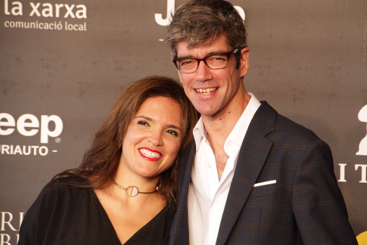 Gigi Romero presenta Norman en Sitges Film Festival 2019