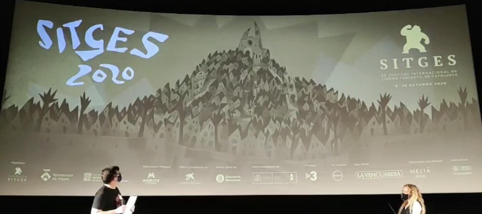Presentación Lemotive Sitges Film Festival 2020