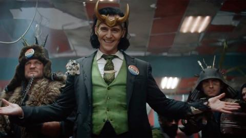 Loki trailer oficial