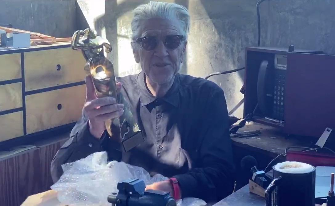 David Lynch recibe el Gran Premio Honorífico en la Clausura de la 53ª edición de Sitges Film Festival 2020
