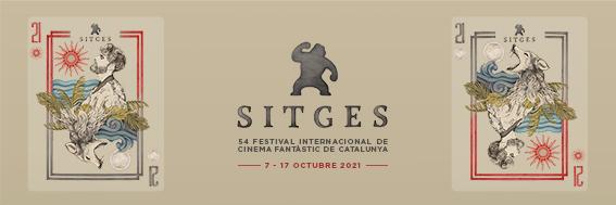 Programación en Sitges film festival 2021